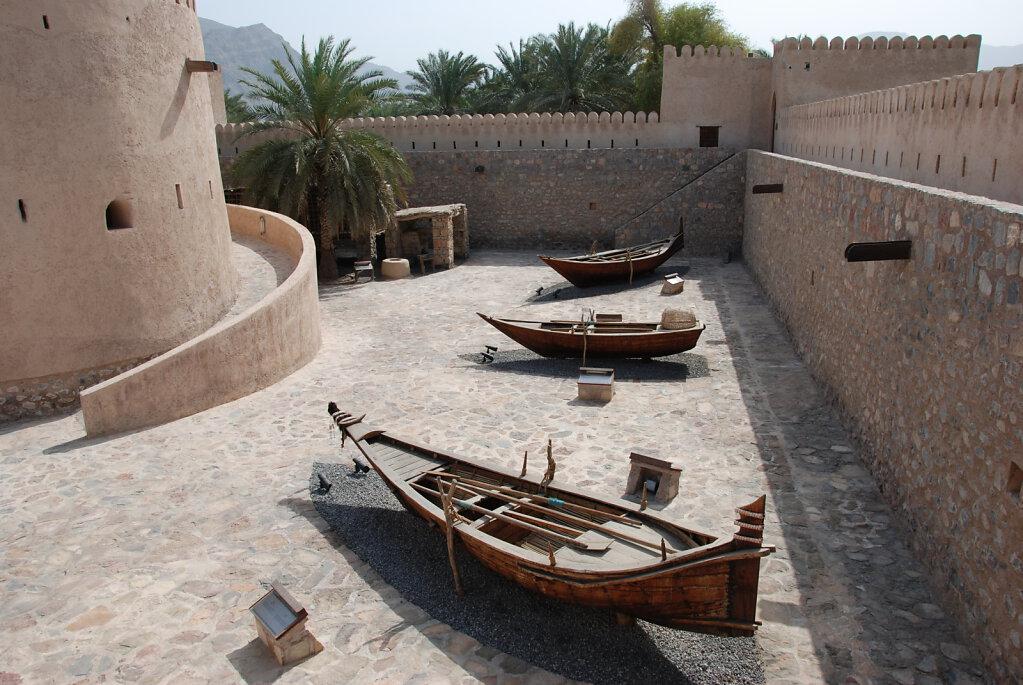 Festung von Khasab / Khasab Fort (2017)