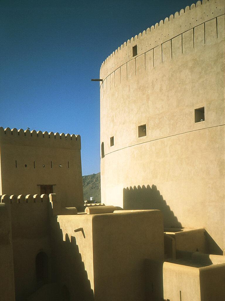 Festung in Nizwa / Nizwa Fort