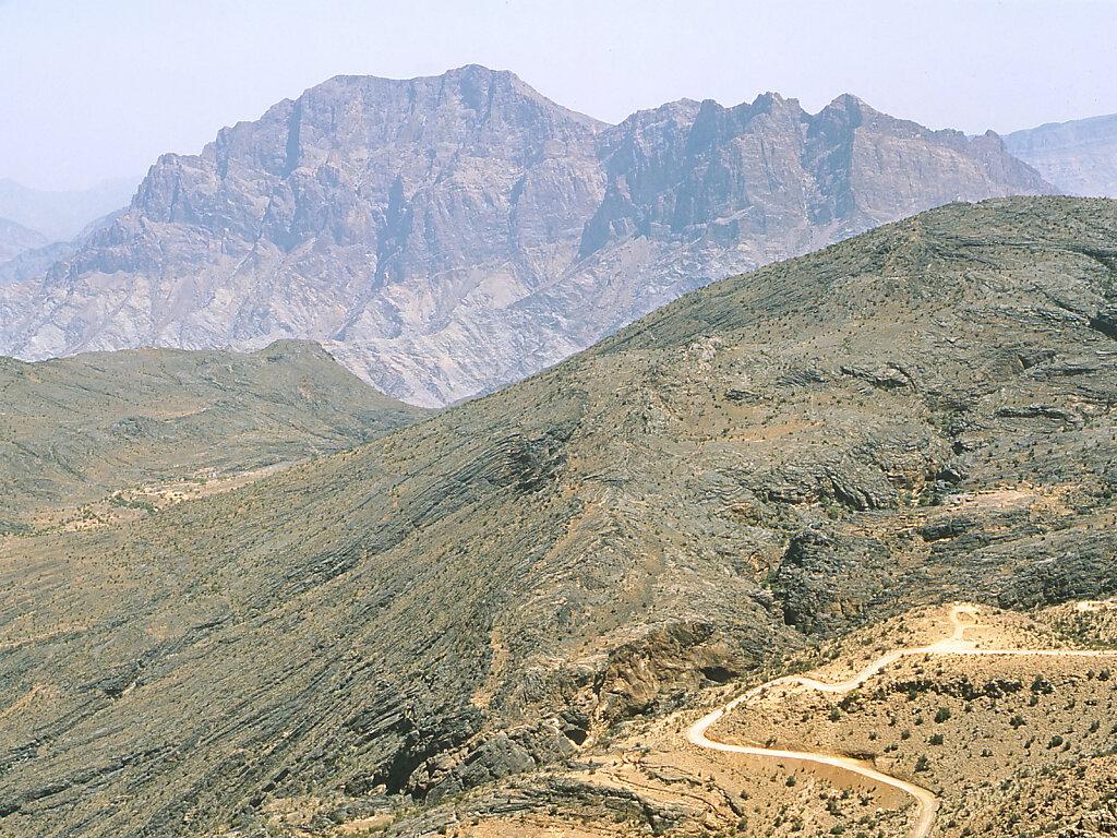Westliches Hadjargebirge / western Hajar mountains