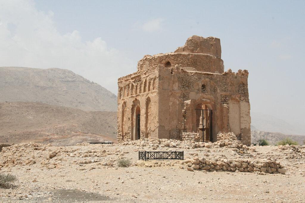 Moschee Bibi Mariam / Mosque Bibi Mariam