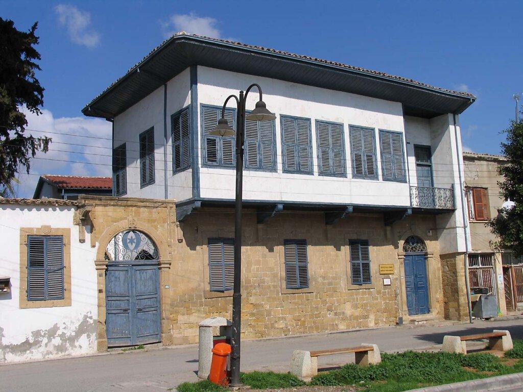 Dervis Pasha Haus / Dervis Pasha Mansion