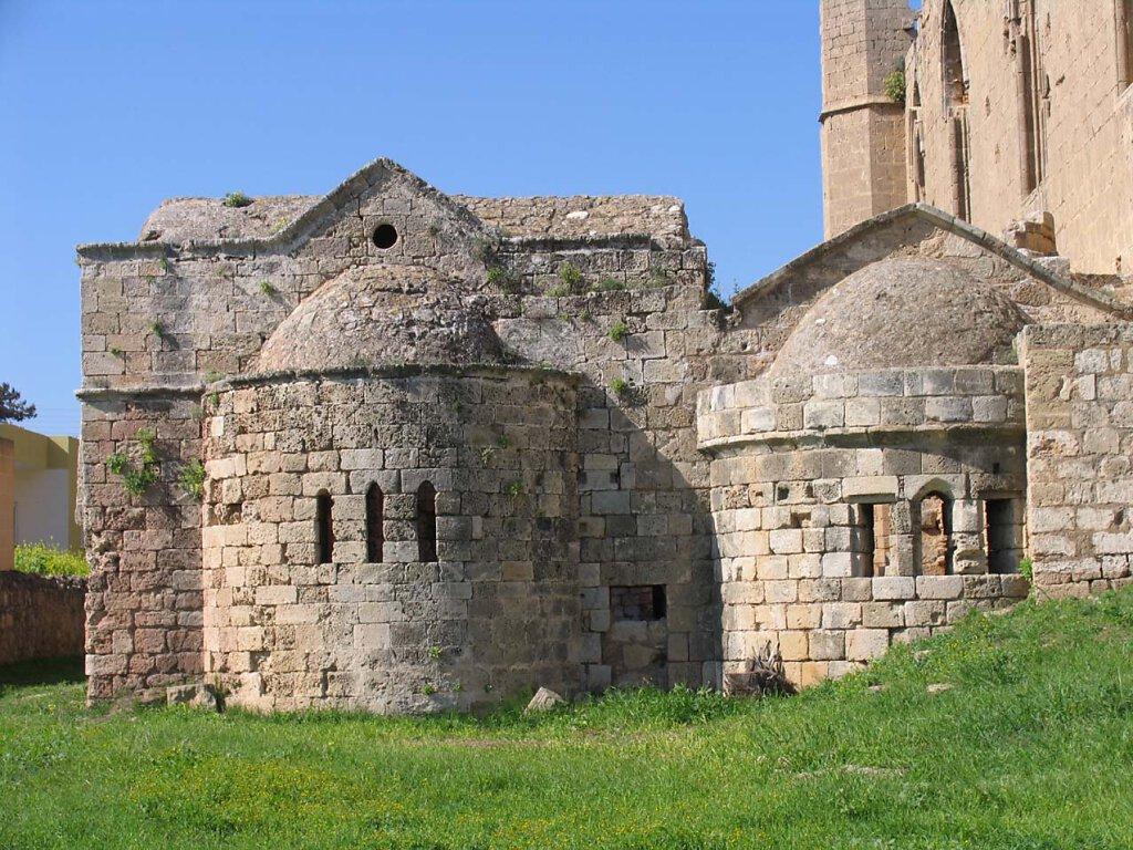 Agios Simeon Kirche / Ayios Symeon Church