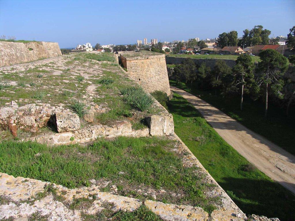 Famagusta Stadtmauern / Famagusta City Walls