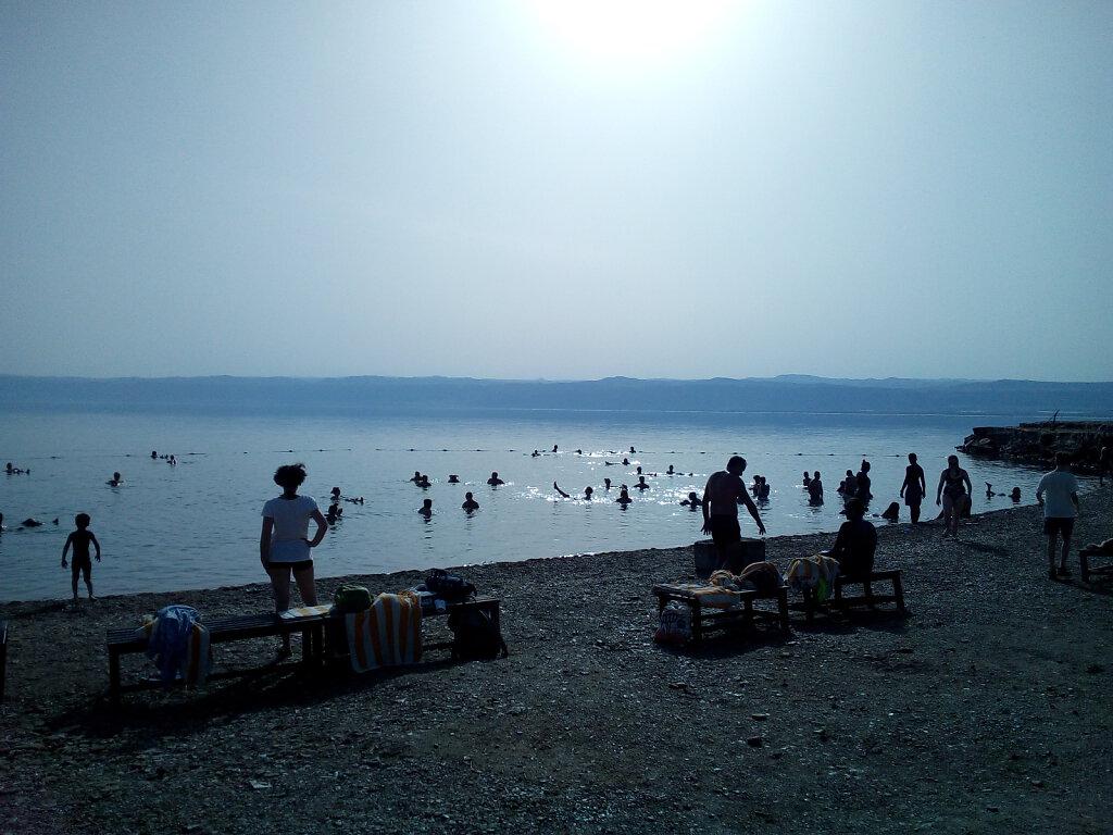 Strand Totes Meer / Beach Death Sea