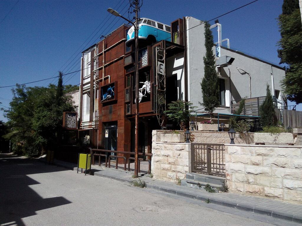 Street Art Amman